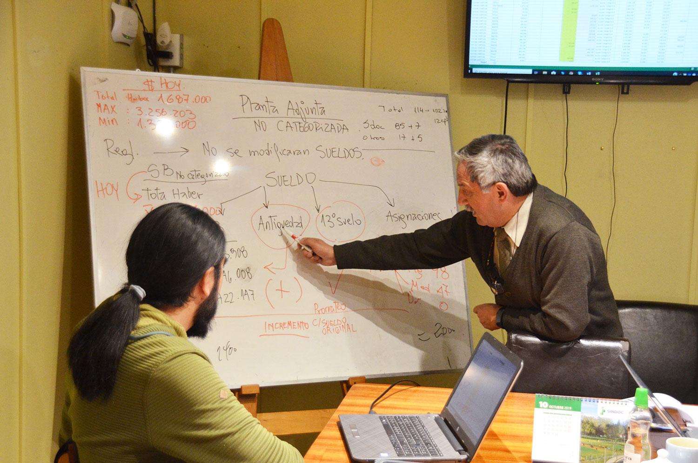 Directorio del SINDOC trabaja en los detalles del nuevo Reglamento de Personal de Apoyo Académico