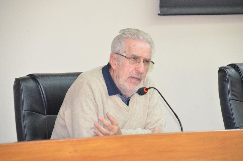 Dr. Atilio Borón se reunió con directiva SINDOC y realizó conferencia en la UACh (+ Link con registro completo)