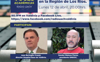 Voces Académicas 12 de abril: SarsCov2 y Covid19.