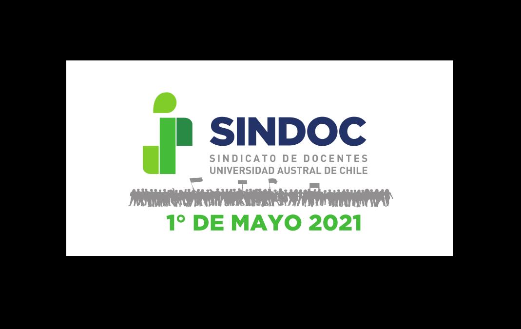 Mensajes del Directorio SINDOC en el Día Internacional de los(as) Trabajadores(as).