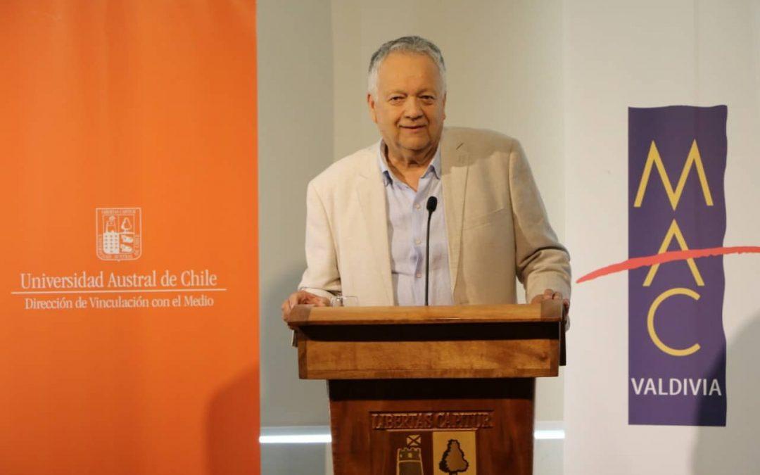 Lamentamos la partida de Hernán Miranda Castillo, Director del Museo de Arte Contemporáneo