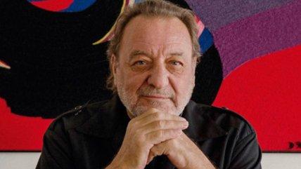 Sandor Mulsow Flores compartió su sentido pesar por la partida del músico y escritor Patricio Manns